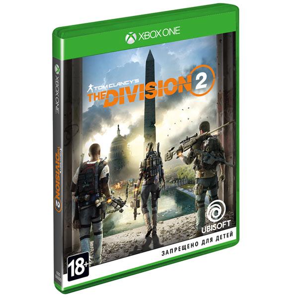 Игра The Division 2 для Xbox One Ubisoft