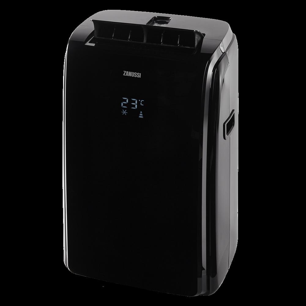 Кондиционер мобильный Zanussi ZACM 09 MS/N1 Black