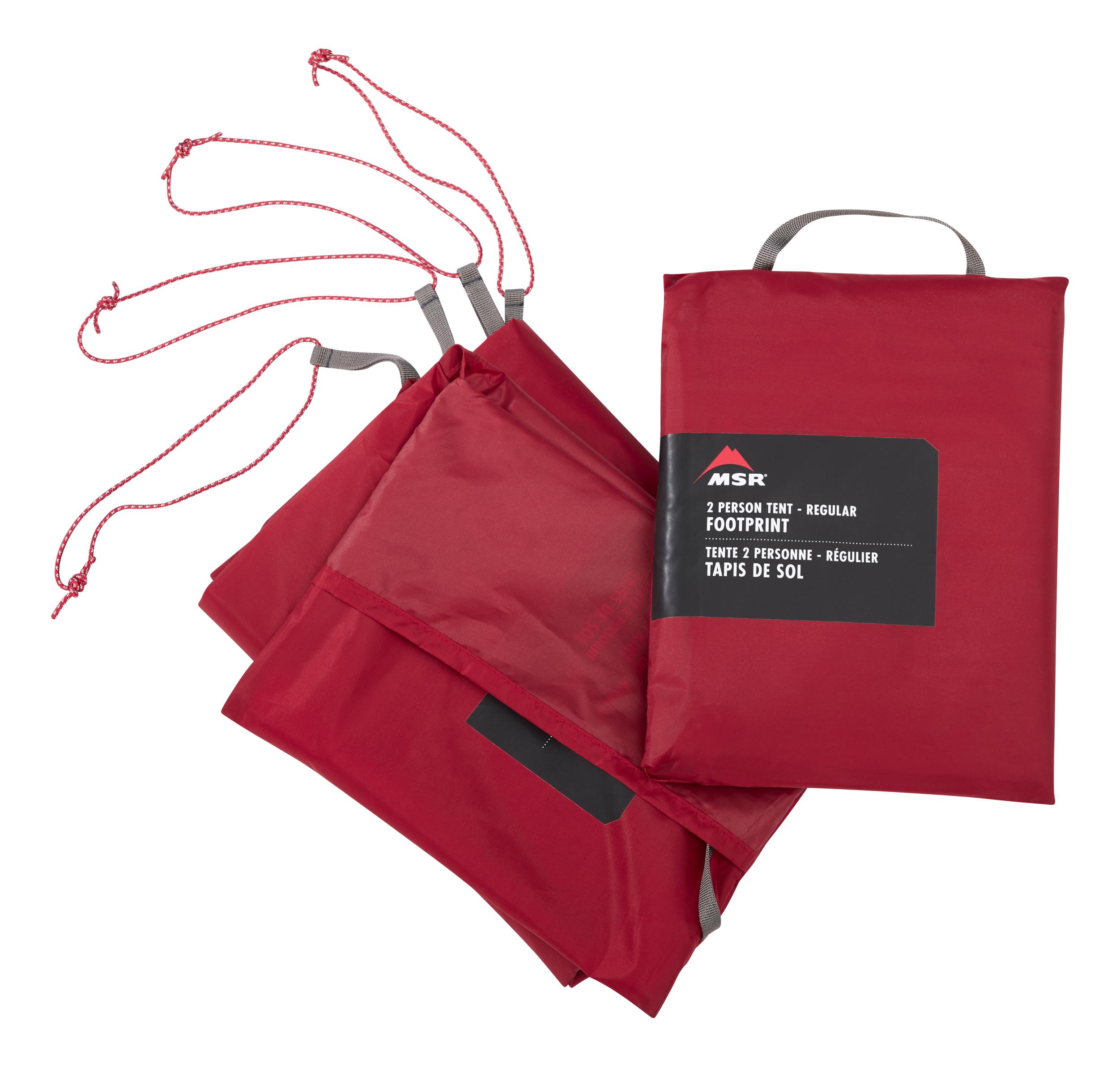 Пол для палатки MSR Universal 1 13008 красный