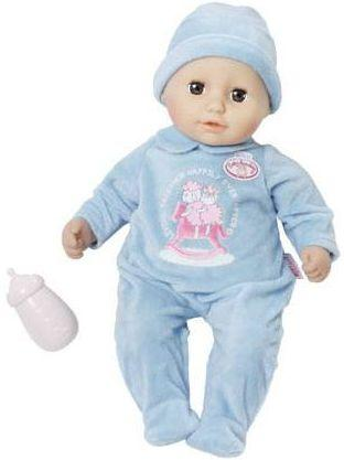 Пупс ZAPF Creation My first Baby Annabell 36 см с бутылочкой фото