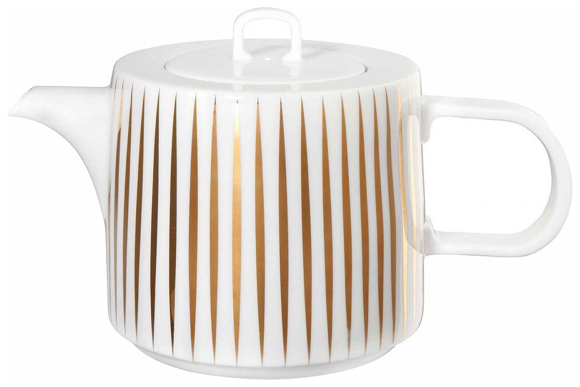 Заварочный чайник Asa Selection 29370/425 Белый, золотистый