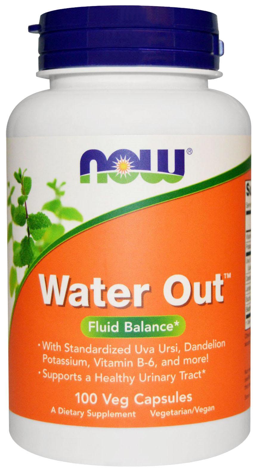 Купить Добавка для здоровья NOW Water Out 100 капс.