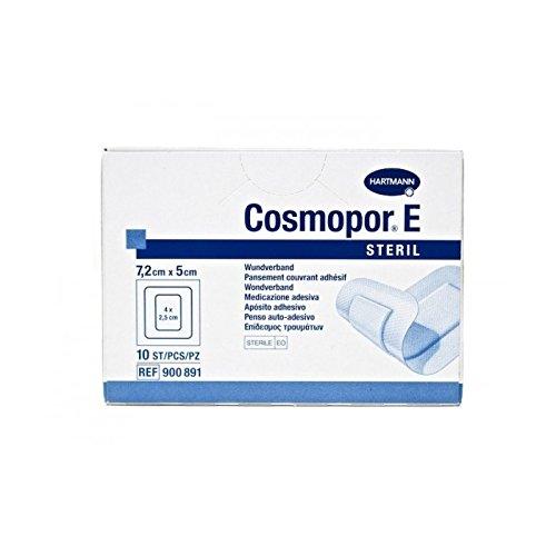 Самоклеящиеся послеоперационные повязки Cosmopor E steril