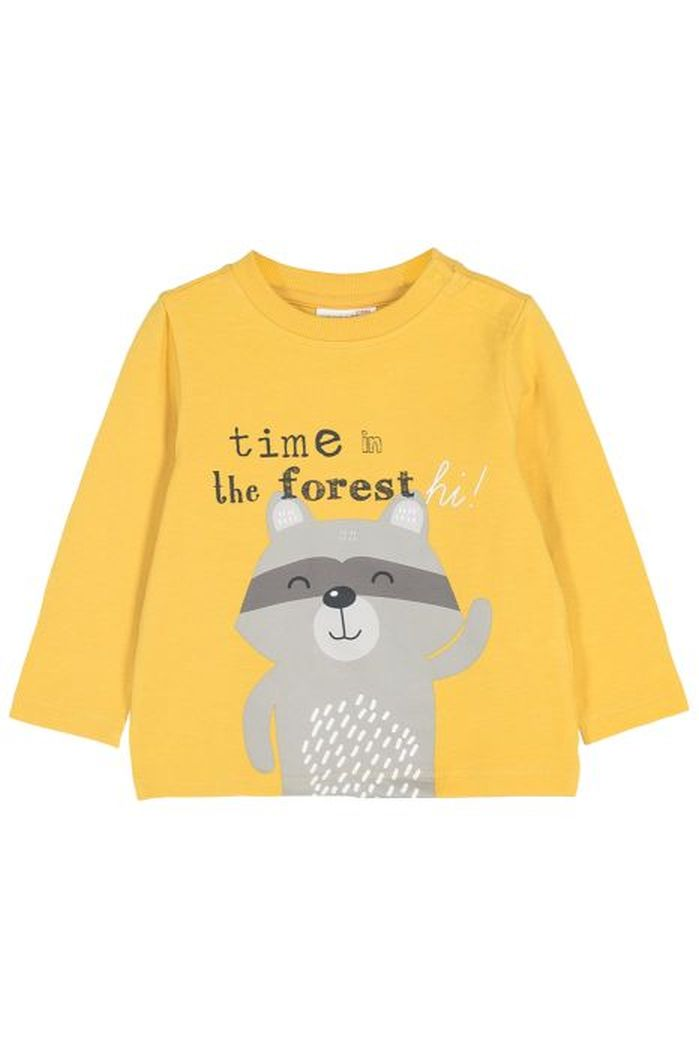 Купить Лонгслив для мальчиков COCCODRILLO р.68, Детские футболки, топы
