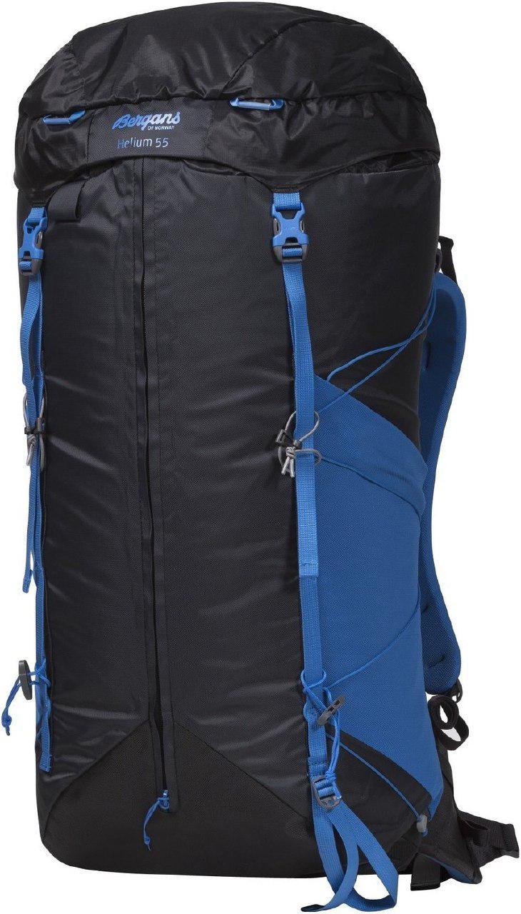 Туристический рюкзак Bergans Helium 55 л синий