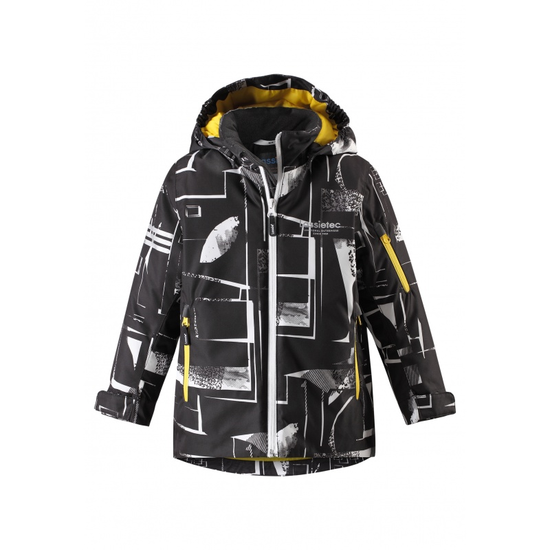 Куртка LASSIE by REIMA Черный р.116 фото
