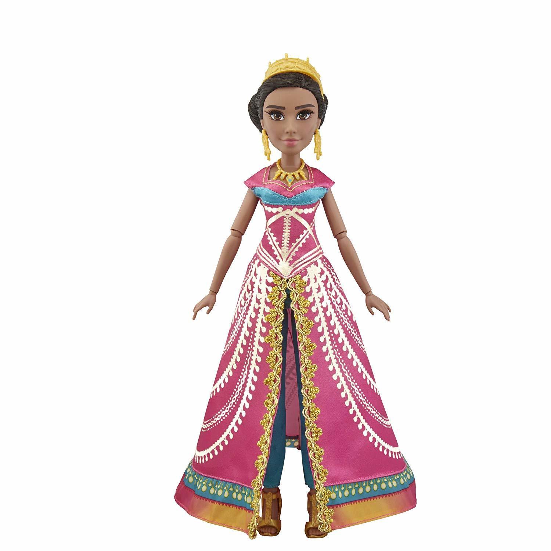Кукла Disney Princess Жасмин колекционная из мульфильма Алладин E5445