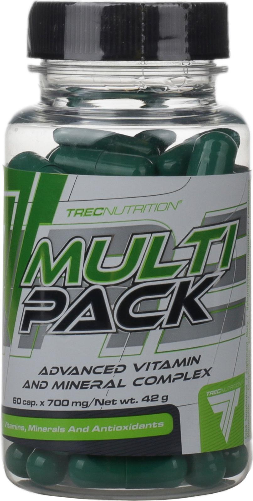 Витаминно минеральный комплекс Trec Nutrition Multipack