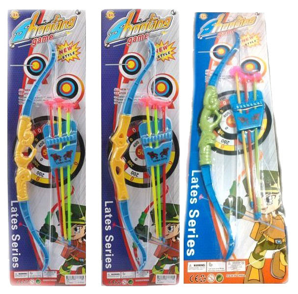 Лук игрушечный Shenzhen Toys 168-1 фото