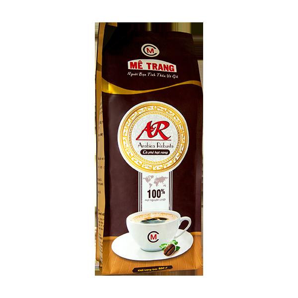 Кофе вьетнамский в зернах Me Trang арабика робуста 500 г фото