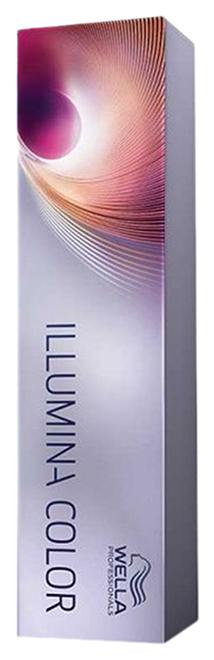 Стойкая крем-краска Wella Illumina Color 6/76 Темный блонд коричнево-фиолетовый 60мл