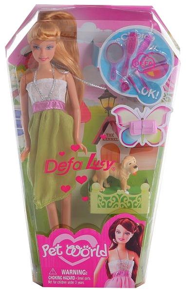Купить Кукла Дефа Люси Pet World Defa Lucy 8073, Классические куклы