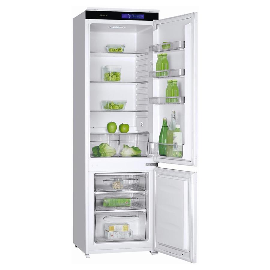 Встраиваемый холодильник Graude IKG 180.1 White