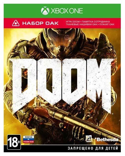 Игра DOOM.OAK Edition для Xbox One Bethesda