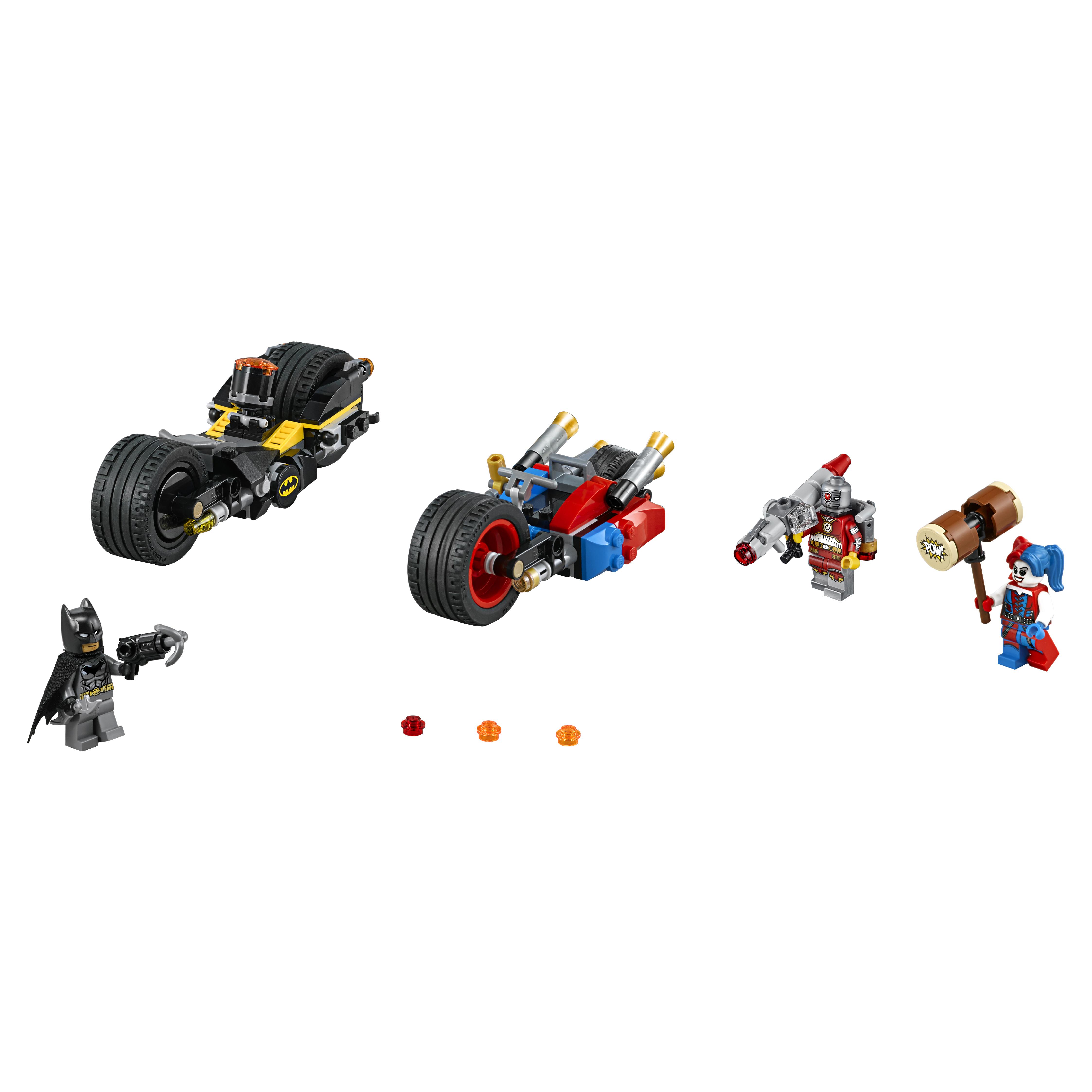 Конструктор LEGO Super Heroes Бэтман: Погоня