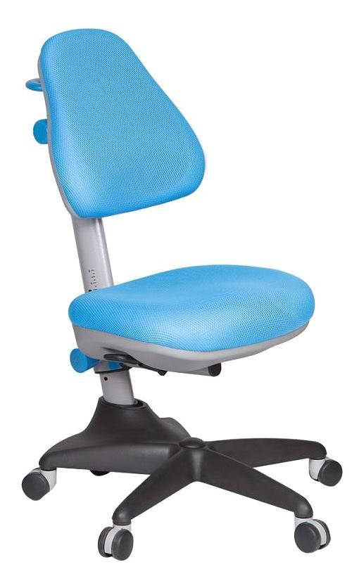 Купить Светло-голубой TW-55, Кресло компьютерное БЮРОКРАТ KD-2/BL/TW-55, Бюрократ, Детские стульчики