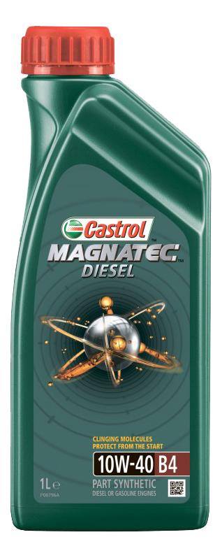 Моторное масло Castrol Magnatec Diesel 10W-40 1л