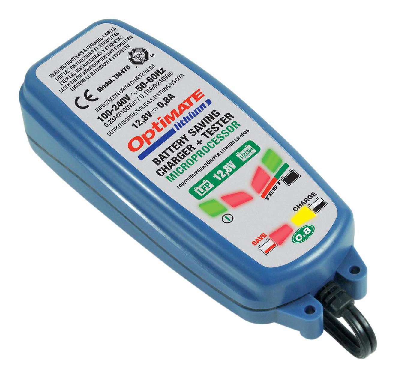 Зарядное устройство для АКБ Optimate TM470