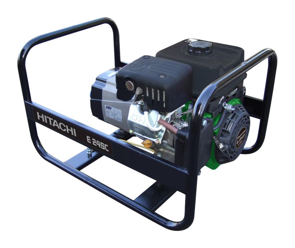 Бензиновый генератор Hitachi E24SC NA E24SCNA