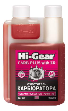 Очиститель карбюратора (содержит ER) Hi Gear HG3208