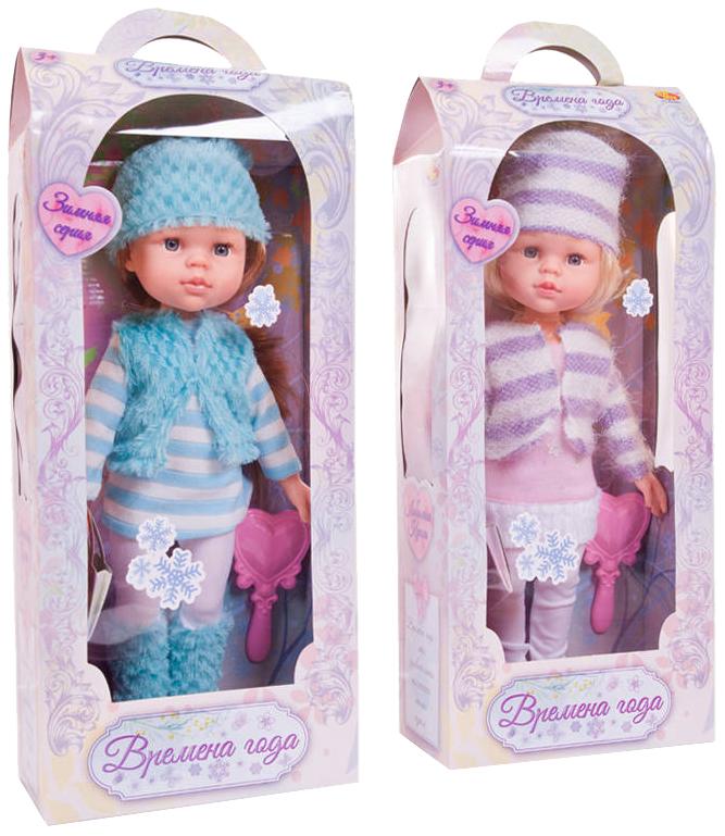 Кукла ABtoys Времена года PT-00487