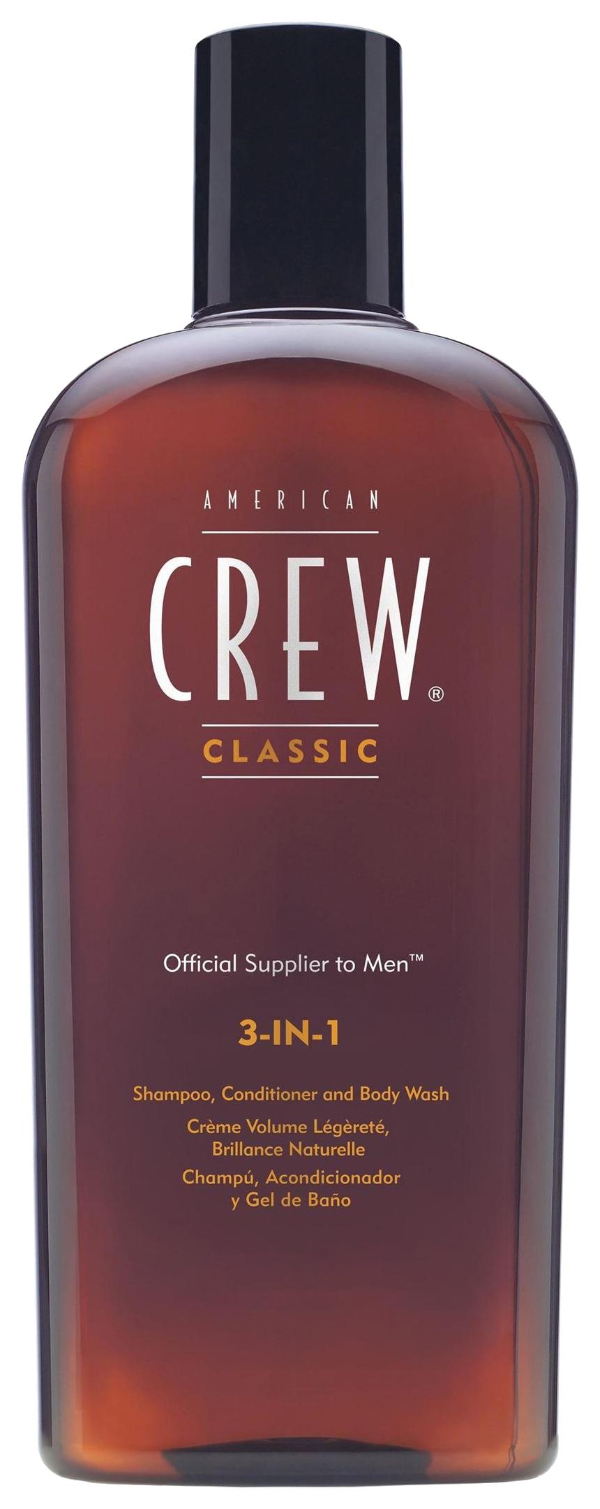 AMERICAN CREW 3-IN-1
