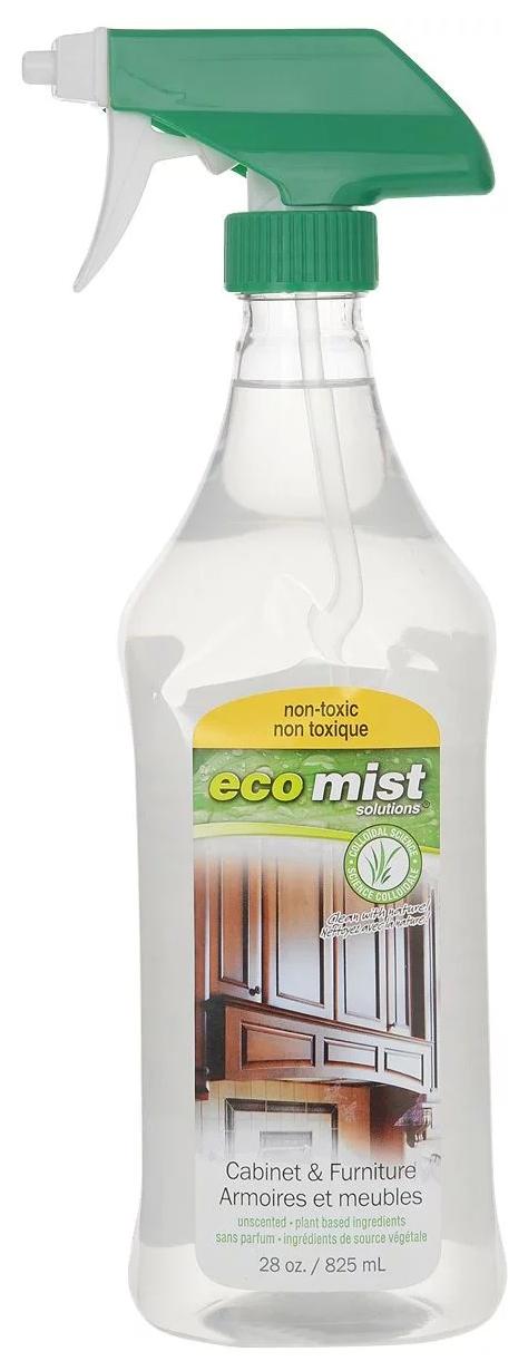 Средство Eco Mist для чистки мебели