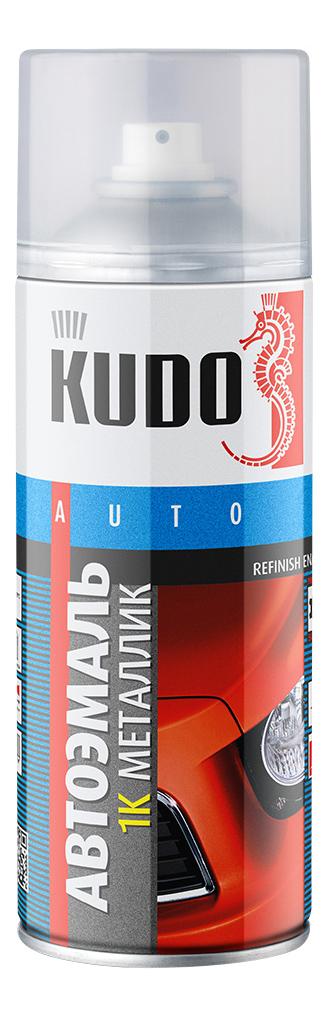 Эмаль автомобильная «аквамарин 460» KUDO ,520 мл фото