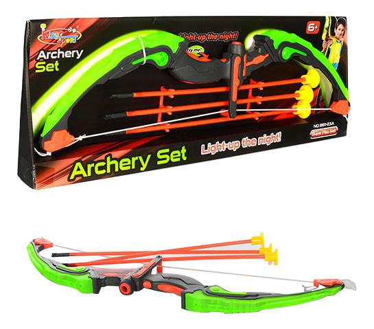 Купить Луки и арбалеты игрушечные Kids Sport Archery set Light-up the Night, Луки со стрелами детские