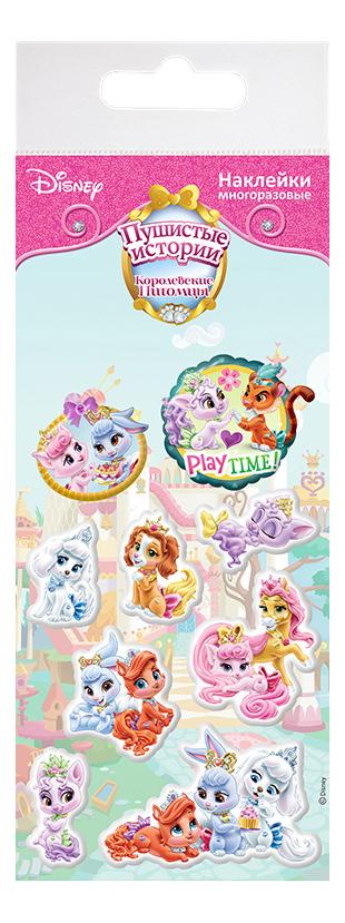 Наклейка декоративная для детской комнаты Липляндия Дисней Королевские питомцы 2
