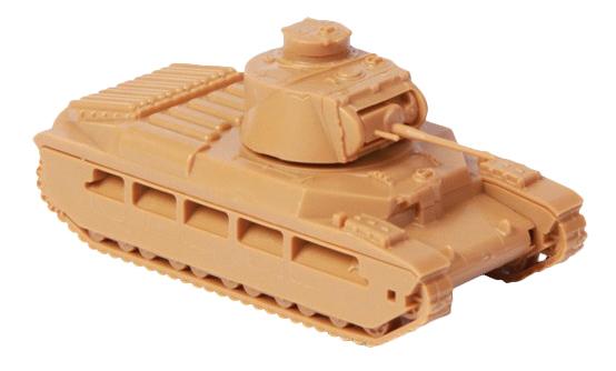 Модели для сборки Zvezda Британский танк Матильда Мк-2 фото