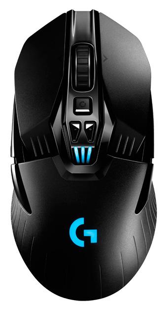 Беспроводная игровая мышь Logitech G903 Lighspeed Black