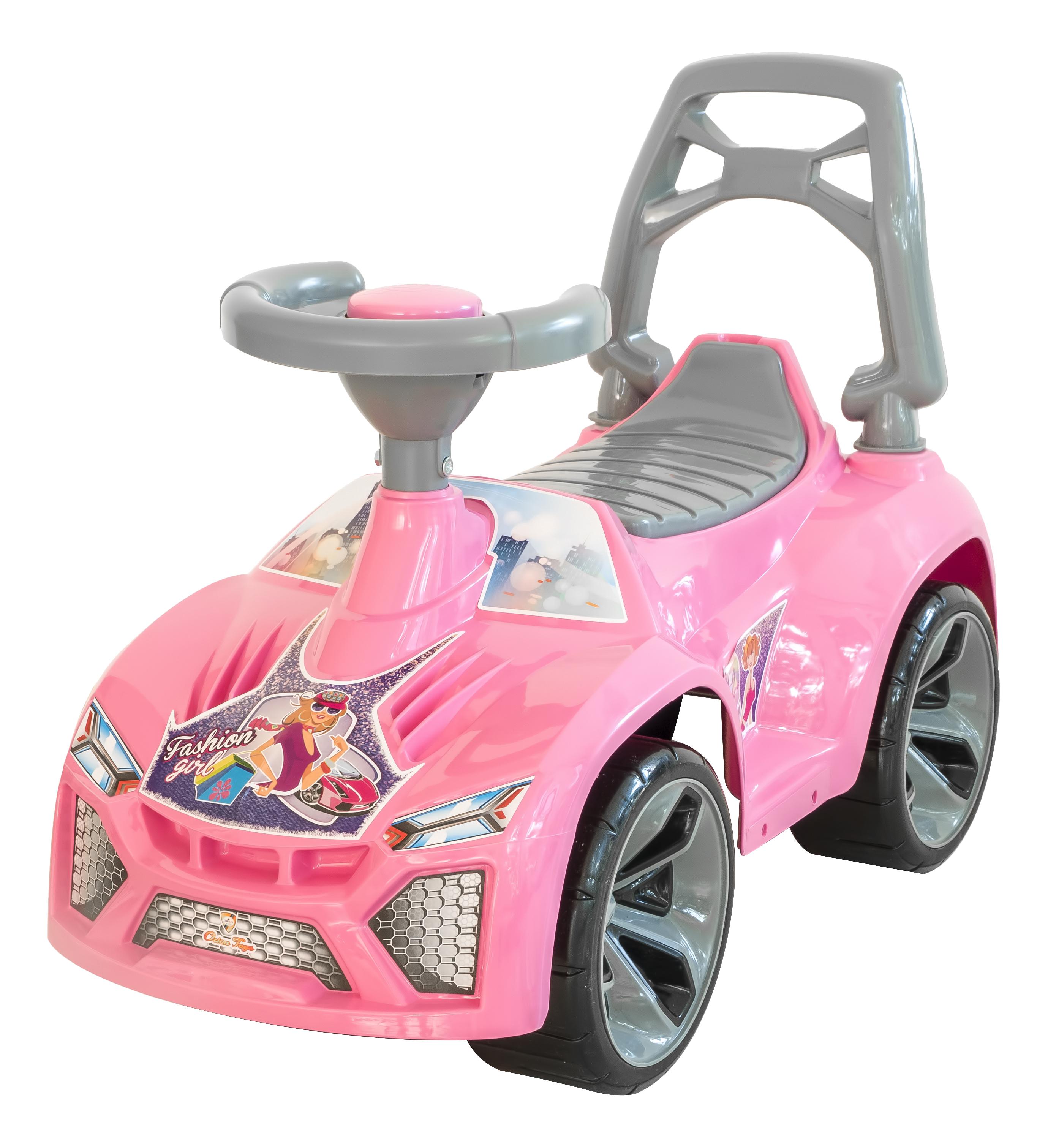 Купить Каталка детская Orion Toys Ламбо. Розовая принцесса,