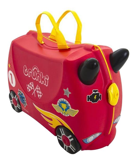 Каталка детская Trunki Гоночная машинка Рокко 0321-GB01 фото