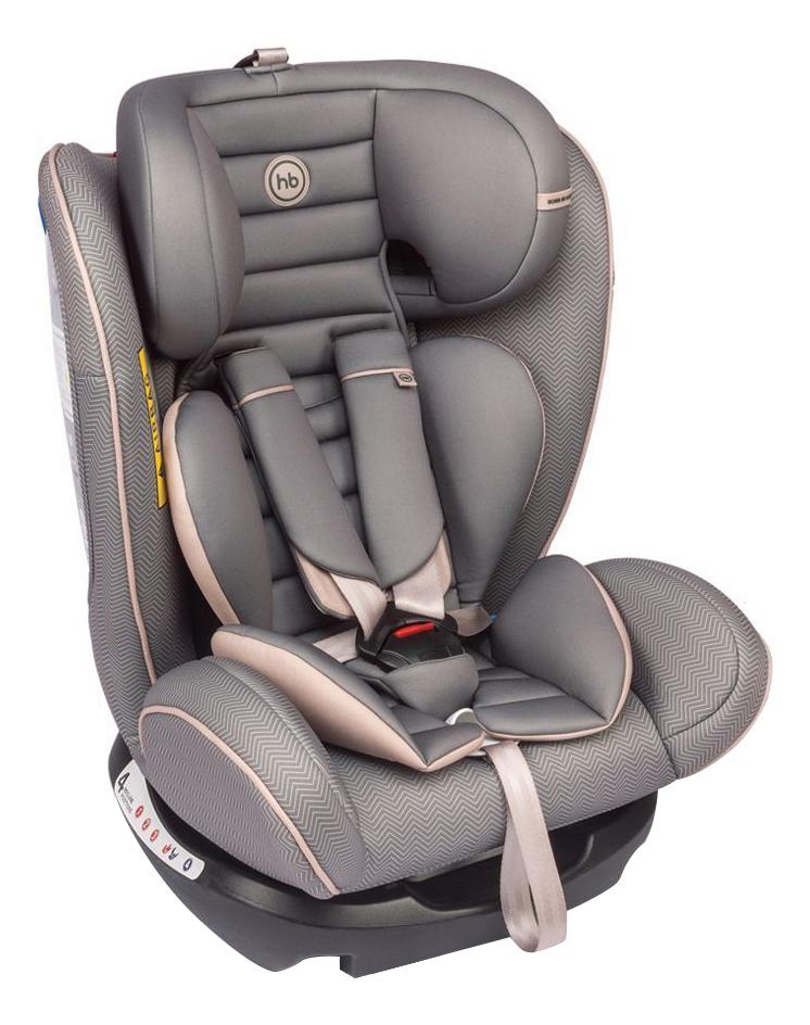Купить Автокресло Spector grey до 36 кг Happy Baby, Детские автокресла