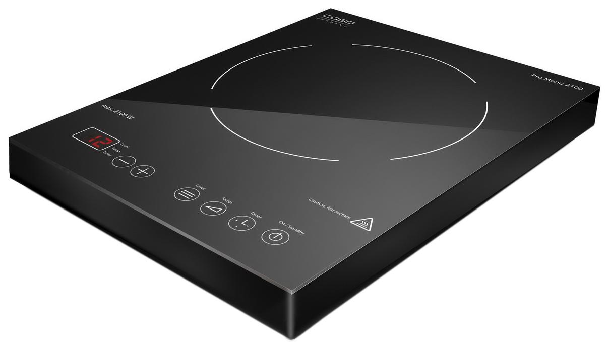 Настольная электрическая плитка Caso Pro Menu 2100