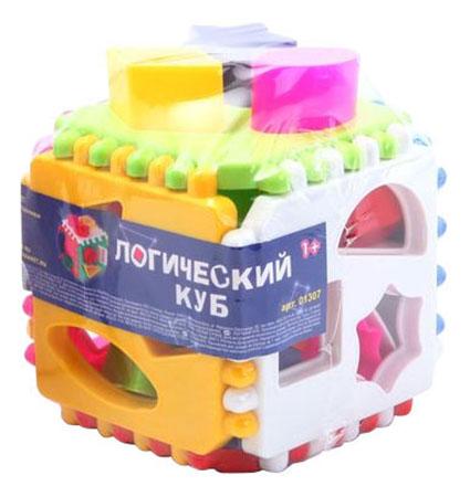 Купить Игрушка-сортер Логический кубик Стеллар Р62297, STELLAR, Сортеры