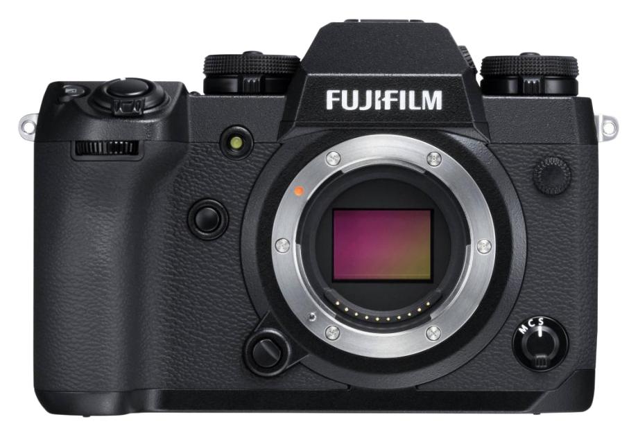 Фотоаппарат системный Fujifilm FFX-X-H1-RU Black X-H1 Body