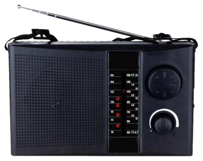 Радиоприемник Эфир 12 Черный