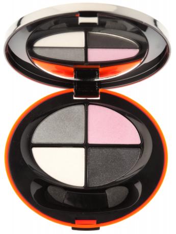 Купить Тени для век Eva Mosaic Четырехцветные тени для век 09 - Аметистовая пыль