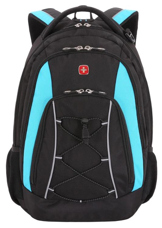 Рюкзак Wenger 11862315-2 голубой/черный 28 л