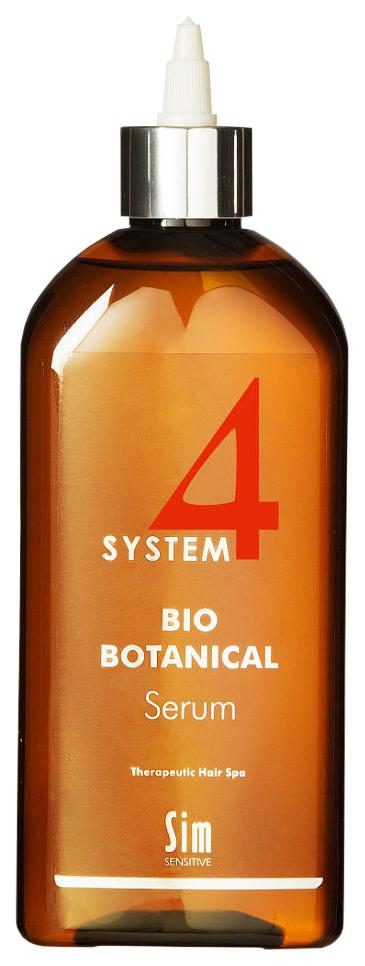 Сыворотка для волос Sim Sensitive System 4 Bio Botanical Serum 500 мл