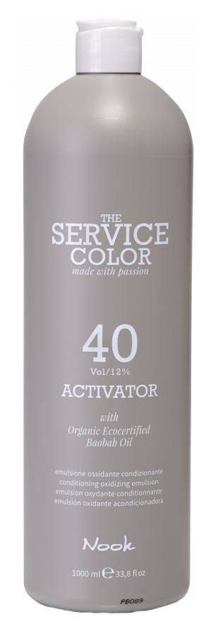 Усилитель краски для волос Nook Активатор