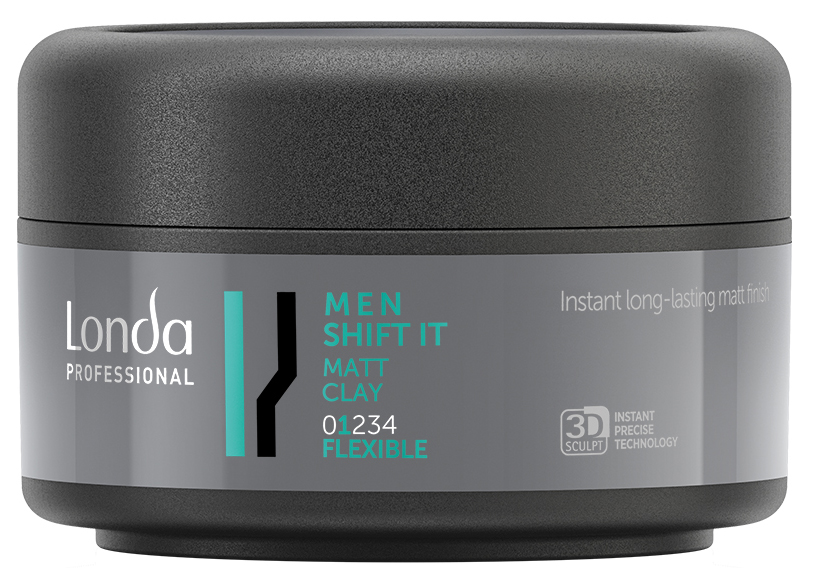 Купить Средство для укладки волос Londa Professional Shift It Matt Clay 75 мл