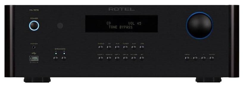Интегральный усилитель Rotel RA 1572 Black