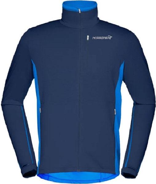 Толстовка Norrona Bitihorn Warm1 Stretch, blue, S INT