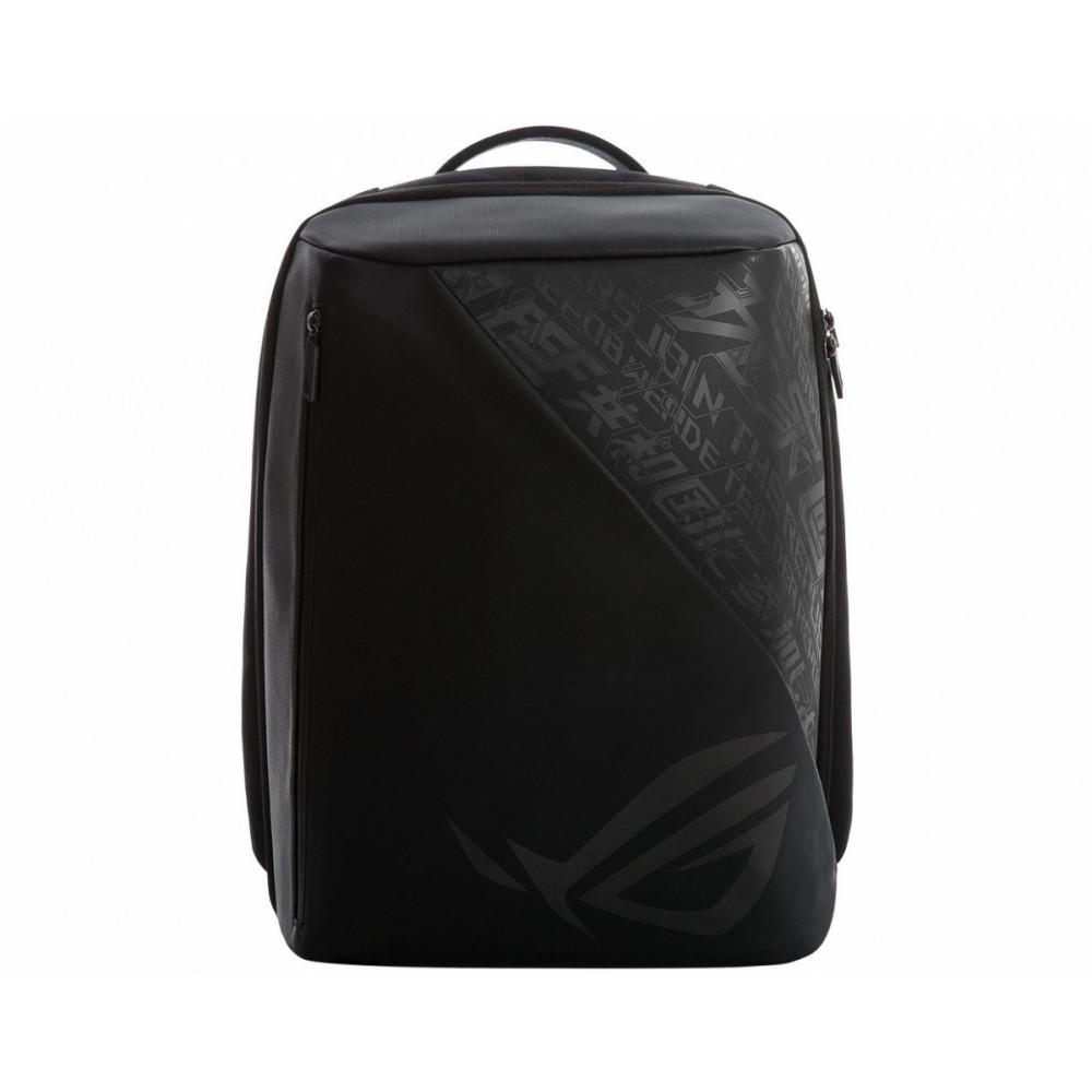 Рюкзак для ноутбука чёрный 15,6