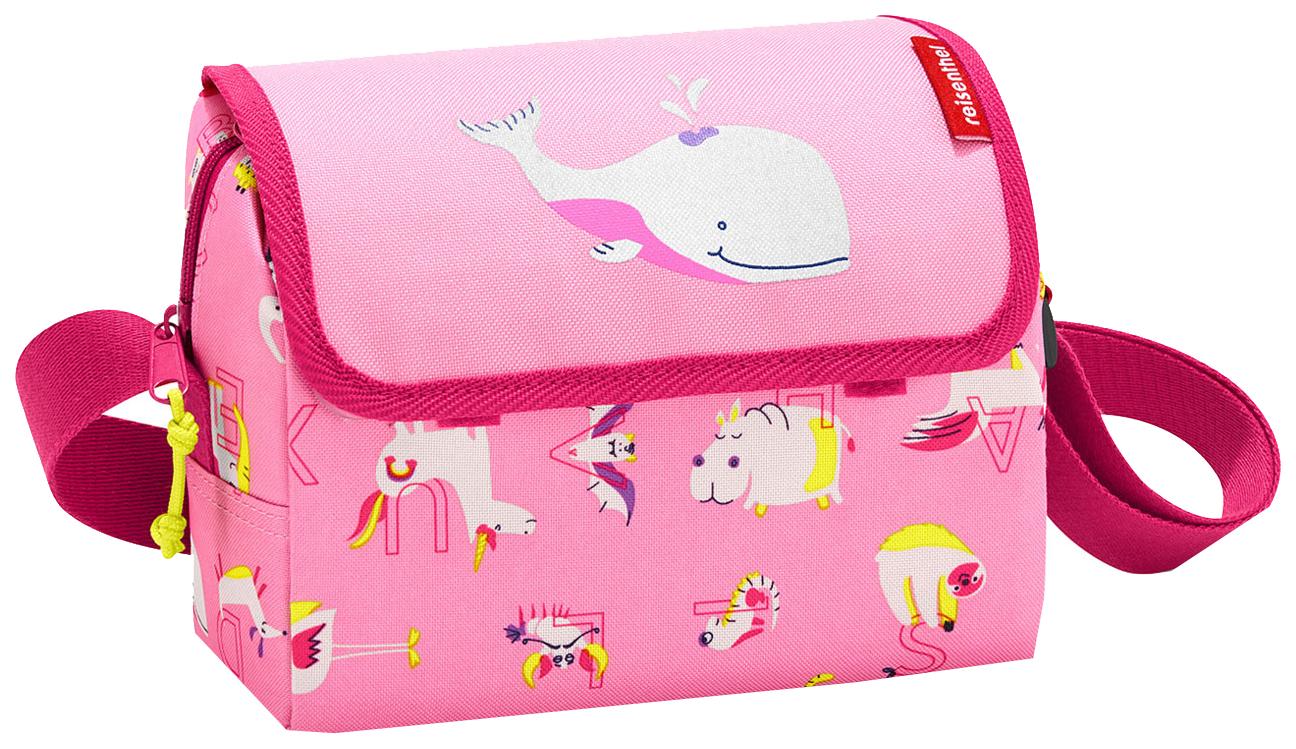 Купить Сумка детская Everydaybag ABC friends pink Reisenthel для девочек Розовый IF3066, Детские сумки