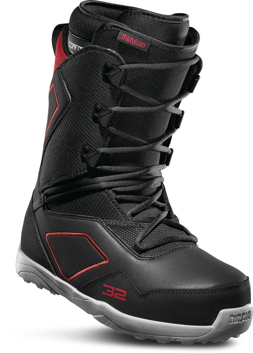 Ботинки для сноуборда ThirtyTwo Light 2020, black/red, 28