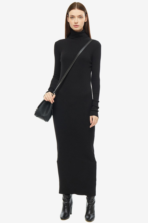 Платье женское SHADE BSHFW195485A черное S